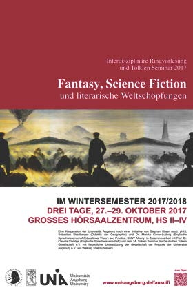 Augsburg Tolkien conference 2107