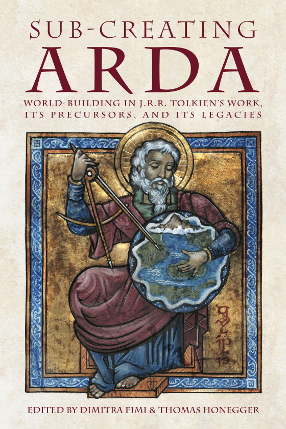 Sub-creating Arda: World-building in J R R  Tolkien's Works